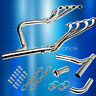 Long Tube Exhaust Header & Y-Pipe Kit For 99-06 Chevy/GMC Pickup