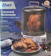 Oster 4783 Vertical Carousel Rotisserie Cooker - NEW IN BOX