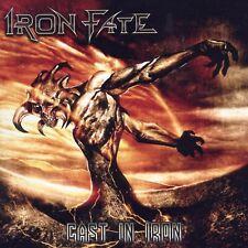 IRON FATE - Cast In Iron - CD - 200687