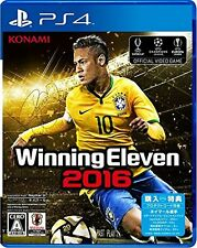 Used PS4 Winning Eleven 2016 PES Japan ver. Import Japan