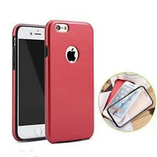 360° Shockproof  Protective Front+Back Case Cover For iPhone 5S SE 6 6S 7 7Plus