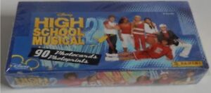 HIGH SCHOOL MUSICAL 2 Photocards (Panini)