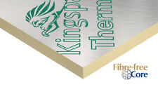 Kingspan/Ecotherm/Celotex Type, Foil Faced Roof / Loft Insulation Board