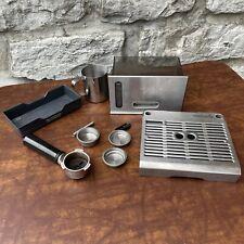 Accessories ONLY Breville 800ESXL Espresso Coffee Machine Portafilter Tank Tray
