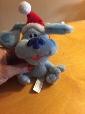 Vintage Viacom Blues Clue Santa Hat Dog Box 3