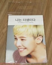 G-DRAGON GD BIGBANG THE SAEM THESAEM 2ND PHOTOBOOK PHOTO BOOK NEW