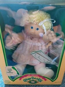 Cabbage Patch Doll Original Coleco Unopened VG+