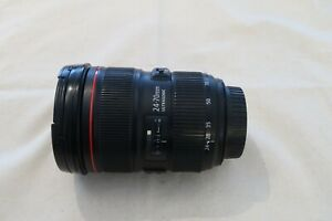 Canon EF 24-70mm F/2.8L II NO RESERVE AUCTION | TAMRON NIKON 5D MK II 1DX 5DS
