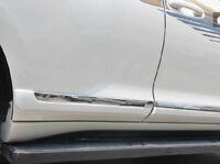 For Toyota Land Cruiser Prado FJ150 2010-2018 Side Door Body Strips Cover