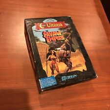 Worlds of Ultima: The Savage Empire - Vintage CIB Complete In Box See Pics