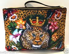 Designer Collection Leopard Clutch Bag Artist Designed