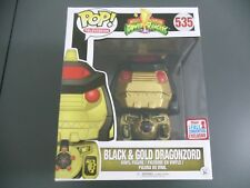 FUNKO POP BLACK & GOLD DRAGONZORD NYCC 2017 EXCLUSIVE