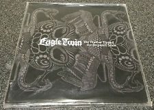 EAGLE TWIN-THE FEATHER TIPPED THE SERPENT'S SCALE-2012-2xLP VINYL-SUNN 0)))-NEW