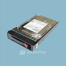 HP StorageWorks MSA2312FC Hot Swap 450GB 15K SAS Hard Drive / 1 Year Warranty