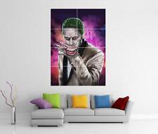 Il JOKER SUICIDA SQUAD BATMAN Giant Wall Art FOTO STAMPA POSTER