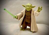 2013 STAR WARS - YODA - Saga Legends Action Figure - Hasbro