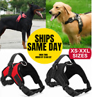No Pull Dog Pet Harness Adjustable Control Vest Dogs Reflective XS S M Large XXL