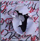 Agostino Ferrari Acrilico e collage su cartoncino Cm 14,5 x 14,5