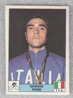 Sticker cycling Giorgio Rossi Italy Olympic games Montreal 1976 Panini D Novine