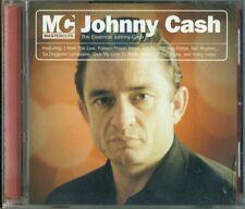 Johnny Cash - Mastercuts Mc The Essential Cd Ottimo