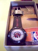 collectibles /RAPTORS OF TORONTO  Basketball  Watch/ 2 pcs NBA /New battery.