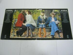RECORD ALBUM ABBA GREATEST HITS 827