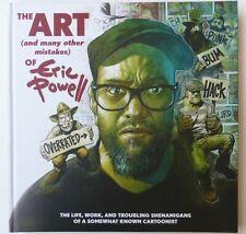 US - The Art of Eric Powell - Hardcover (neu)