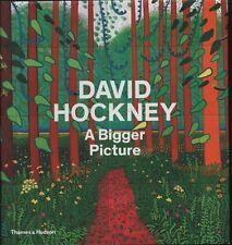 David Hockney. A Bigger Picture. Autori vari. Thames & Hudson. 2012. ARCH6