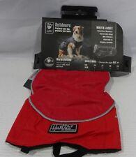 Hurta Outdoors Winter Jacket Dog Small 9-Inch Waterproof 3M Reflectors  T1