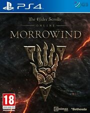 The Elder Scrolls Online Morrowind & Discovery Pack DLC PS4 * NEW SEALED PAL *