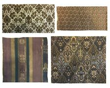 Beautiful Bundle Lot of 19th and 20th C. French Woven and Print (2574)