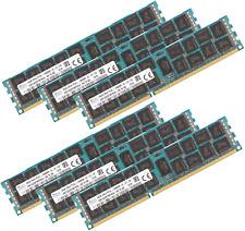 Hynix 6x 16GB 96GB DDR3 ECC 1333 MHz RAM für Apple Mac Pro 4,1 5,1 PC3L-10600R