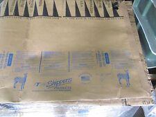 RIDE RITE DUNNAGE AIR BAG, 36X66, KRAFT PAPER, AIR VALVE, 1-2 PSI,