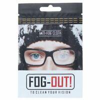 Anti Fog Antibeschlag TOP Brillenputztuch bis zu1000x Anwendungen Brille Brillen