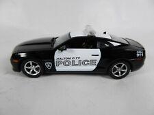 Chevrolet Camaro SS police USA - 1/43 - Ist Voiture miniature Diecast PM47