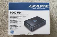 Alpine PDX-V9 5-Channel Car Amplifier