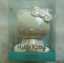 NIB Discontinued sephora hello kitty paris 5 piece brush set