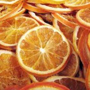 Dried Orange Slices Floristry Decorative Fruit Slices for Christmas Craft 250g