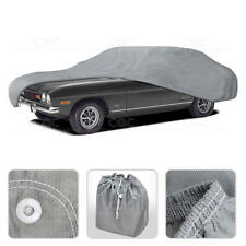Car Cover for Chrysler Crossfire 04-08 Outdoor Breathable Sun Dust Proof