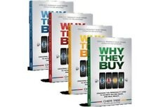 Why They Buy Book by Cheri Tree and set of BANK Value cards - New