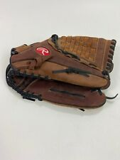 Rawlings baseball glove 12.5 RBG36TBR full grain leather Zero Shock