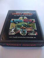 Street Racer (Atari 2600) FREE SHIPPING