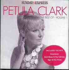 PETULA CLARK: BEST OF - LIVE PARIS 2003: 2 PROMO CDS (2007) THIS IS MY SONG ETC