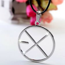 EXO-M EXO XOXO FIRST YEAR WOLF KPOP GOODS ALLOY NECKLACE NEW