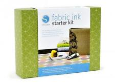 Silhouette tissu encre Starter Kit pour silhouette cameo & portrait cutters