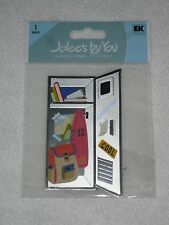 Jolee's by You 1 pc Dimensional stickers - OPEN LOCKER