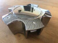 Corvette Custom Chrome Wheel Center Cap C10236 CAP M-157 Aftermarket Rim Cover