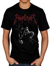 Official Emperor Rider 2005 T-Shirt Rock Band Tour Merch Black Metal