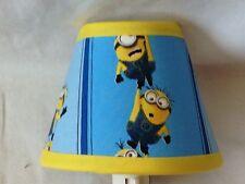 Disney Minions Fabric Children's Night Light