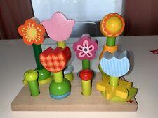 Haba Steckspiel Blumengarten TOP